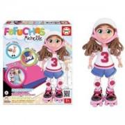 Кукла Fofucha Michelle (Skater) Educa, 8412668167933