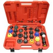 Set 25 piese tester diagnosticare presiune sistem racire motor auto