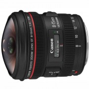 Canon EF 8-15MM F/4L FISHEYE US