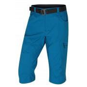 Husky Klery M L, tm. modrá Pánské 3/4 kalhoty