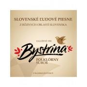 Bystrina - Slovenské ľudové piesne z rôznych oblastí Slovenska