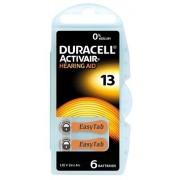 Hoortoestel Duracell Activair Mercury Free P13 (6 st)