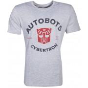 Transformers - Autobots T-Shirt Grey
