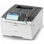 Printer Oki C542dn, A4, 30ppm, PCL/PS, dup., Gigabit.USB