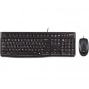 Logitech MK120 - Zestaw przewodowy klawiatura i mysz (920-002563)