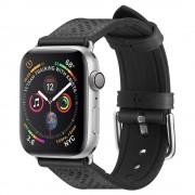 Spigen Řemínek pro Apple Watch 42mm / 44mm - Spigen, Retro Fit Black