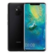 "Huawei Mate 20 Pro (128GB, 6GB RAM) 6.39"" Display, Leica Triple Camera, in-Screen Fingerprint, Global 4G LTE Dual SIM GSM Factory Unlocked LYA-L29 - International Model (Black)"