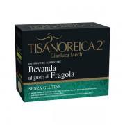 Gianluca Mech Spa Tisanoreica Bevanda al gusto di Fragola 4 x 27,5 gr