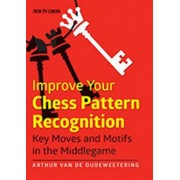 Improve Your Chess Pattern Recognition: Key Moves and Motifs in the Middlegame, Paperback