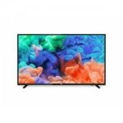 Ултратънък 4K UHD LED смарт телевизор Philips 58 инча - 58PUS6203/12