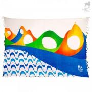 CA-RIO-CA 16 Olympic Canga Beach Towels CRC-C101300