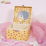 Cutiuță Muzicală Disney Princess - Belle