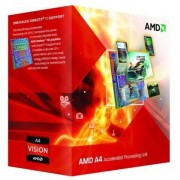 Procesor AMD A4 X2 4020, FM2, 3.4 GHz, 1MB, 65W (BOX)