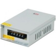 Cp Plus 12V DC CCTV Power Supply Worldwide Adaptor(White)