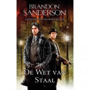 De wet van staal - Brandon Sanderson