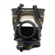 DiCAPac Wp-S5 Custodia impermeabile per fotocamera reflex digitale compatta
