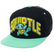 Bioworld Pokemon - Squirtle Snap Back Baseball Cap