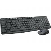 Logitech MK235 trådlöst tangentbord och mus