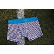 Frederiqua de Silk Modele Joli Boxer Brief Underwear 1888