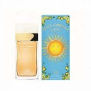 Dolce&gabbana Light blue sun - eau de toilette donna 100 ml vapo