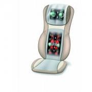 Масажираща седалка за стол Beurer MG 295, Шиацу, Кремава