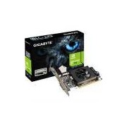 27639 Placa De Video Nvidia Geforce Gt 710 Low Profile 1gb Dd3 64 Bits - Gv-N710d3-1gl