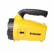 Taschenlampe LED Velamp IR557LED IP44 mit hoher Leistung und Reichweite nützlich für die tägliche Arbeit