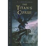 The Titan's Curse, Hardcover