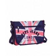 Laptop torba pink/blue London