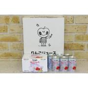 JA中野市りんごジュース 2箱×(160g×30本)