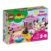 Lego set de construcción lego duplo fiesta de cumpleaños de minnie 10873