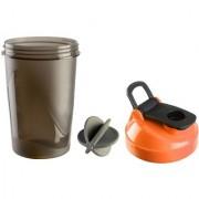 CP Bigbasket Gym Shaker Sipper 400 ml Orange (Pack of 1)