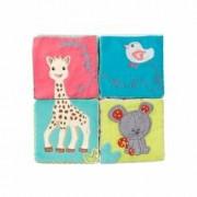 Cuburi educative de plus Girafa Sophie Vulli
