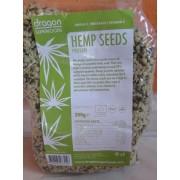 Bio a Raw konopné semienko lúpané 200 g