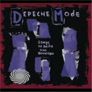 Video Delta Depeche Mode - Songs Of Faith & Devotion: Collector's Edition - CD