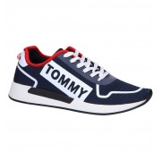 Tommy Hilfiger Donkerblauwe Sneakers Tommy Hilfiger Technical Details