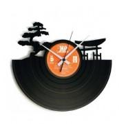 Disc'O'Clock Orologio Moderno Da Parete Sunset