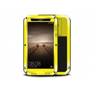 Etui Pancerne Love Mei Powerful Huawei Mate 9 żółte