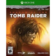 Square Enix Shadow of the Tomb Raider (Croft Steelbook Edition) Xbox One PlayStation 4