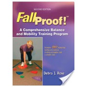 FallProof! - A Comprehensive Balance and Mobility Training Programme (Rose Debra J.)(Mixed media product) (9780736067478)