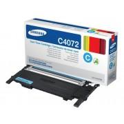 Samsung Tóner Original SAMSUNG CLT-C4072S Cian compatible con CLP-320/CLP-325/CLX-3185