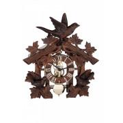 Ceas de perete cu pendul Hermle skeleton 23028-030721 fara sunet
