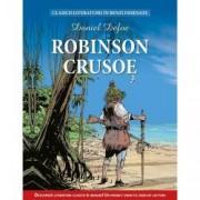 Robinson Crusoe. Benzi desenate
