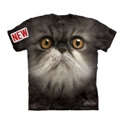 Playera 4d - Caballero -3356 Furry Cat