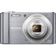 Digitalni fotoaparat Sony DSC-W810S, srebrni
