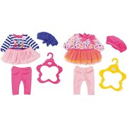 Zapf Creations (UK) ltd Baby Born Fashion Collection (One Outfit Supplied, Design Randomly Selected)