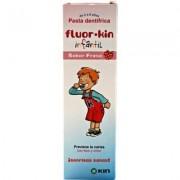 Fluor Kin Pasta dental infantil fresa, 100 ml