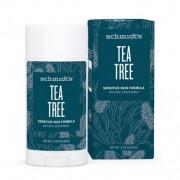 Deodorant stick natural piele sensibila cu Arbore de Ceai si magneziu