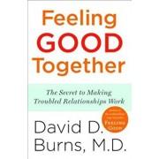 Feeling Good Together: The Secret to Making Troubled Relationships Work, Paperback/David D. Burns