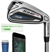 Cobra KING F9 Speedback ONE Length Irons【ゴルフ ゴルフクラブ>☆アイアン(5-Pw)☆】